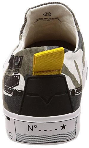 Verde Low IMAGINEE Men Diesel Sneakers Slip wXTgpxqcf