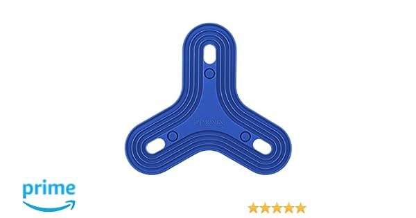 Compra Monix Protect Protector para Sartenes Antiadherentes, Acero Inoxidable, Azul, 35 cm, 2 Unidades en Amazon.es