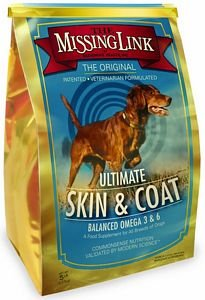 The Missing Link Original Ultimate Skin and Coat Dog Supplement - 5 lb Bag