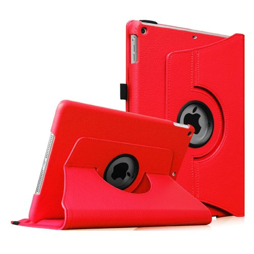 ipad 1 cover red - 8