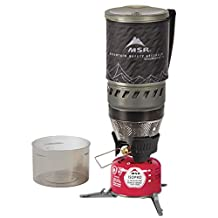MSR WindBurner Stove System for Fast Boiling Fuel-Efficient Cooking for Backpacking, Solo Travelers,...