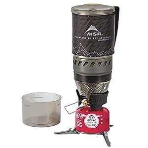 MSR WindBurner Personal Stove System, 1.0-Liter, Black
