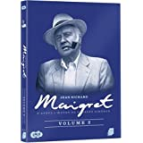 Maigret N°2 : Double DVD - 4 Épisodes avec Jean Richard