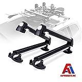 AA Products 33'' Aluminum Universal Ski Roof Rack