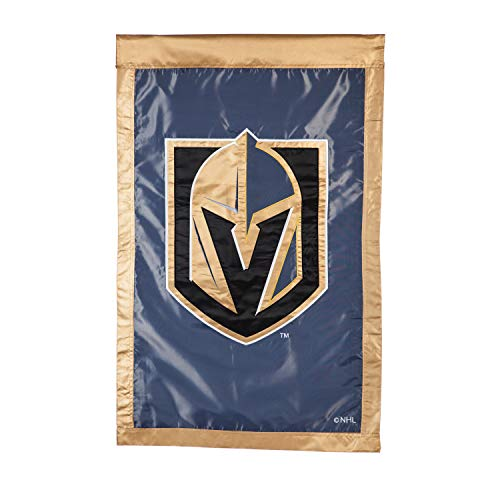 Team Sports America Applique House Flag Vegas Golden Knights