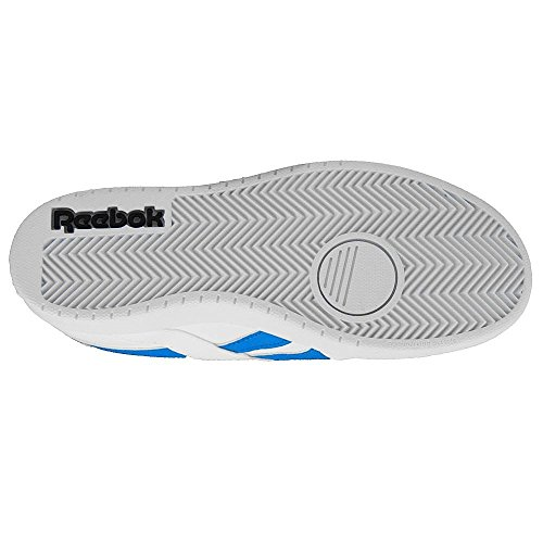 Reebok - Royal Effect - V63168 - Color: Azul-Blanco-Negro - Size: 32.5