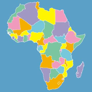 Amazon.com: Africa Map Puzzle: Appstore for Android