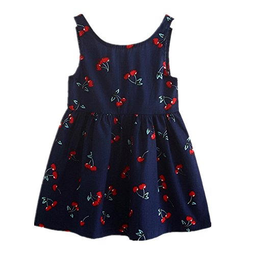 ftsucq-girls-cotton-cherry-pattern-tank-dressblue-140