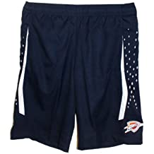 Adidas Men's Oklahoma City Thunder Select Short Shorts Navy