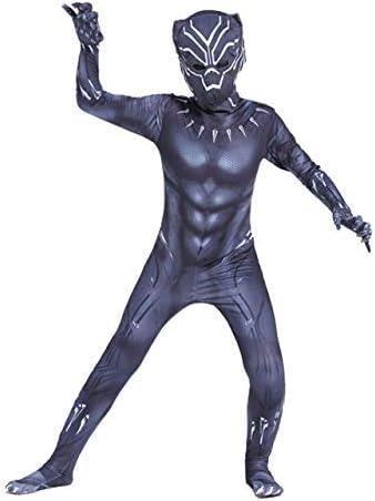 Disfraz De Spiderman Disfraz De Pantera Negra Disfraz De Halloween ...