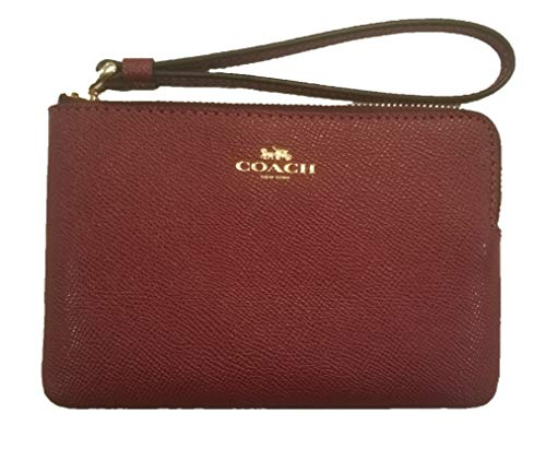 Coach Crossgrain Leather...