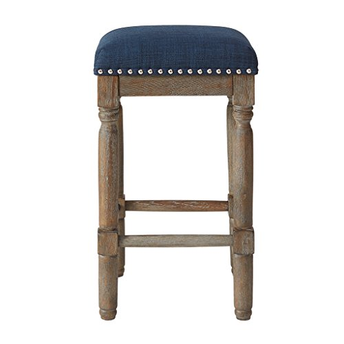 Madison Park Stool (Set of 2) See Below/Navy