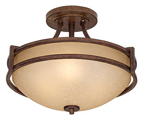 Oak Valley Collection 18 Wide Ceiling Light Fixture Renovation Store
