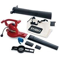 Toro 51619 Ultra 250 mph Electric Blower Vacuum (Red) + $15.75 Sears Credit