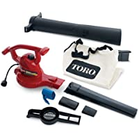 Toro 51619 Ultra Blower/Vac, Red (Corded