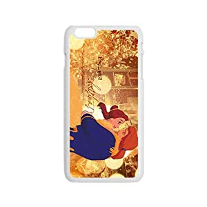 Beauty the Beast disney princess Phone case for iphone 6