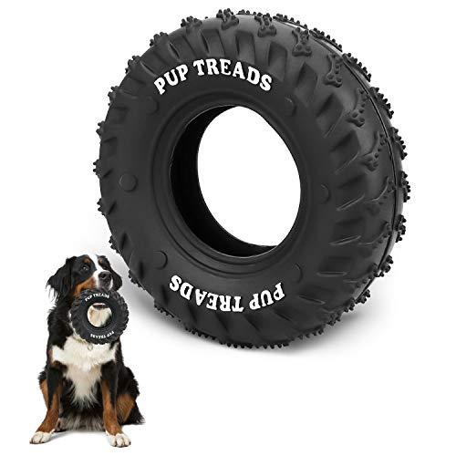 Hunde Spielsachen, ZSTKEKE Hund kauen Spielzeug Unzerstörbar interaktives Hundespielzeug für große mittelgroße Geschenke…