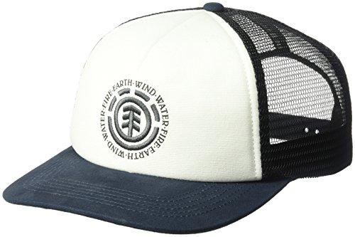 Element Men's Trucker MESH Adjustable HAT, Seal Eclipse Navy, ONE