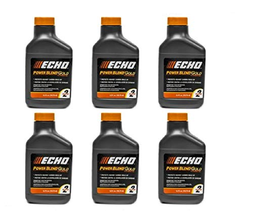 (Echo 6450002 PK6 2 Gallon Power Blend Oil Mix)