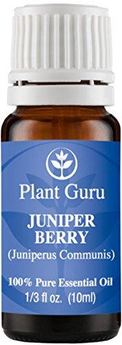 Juniper Berry Essential Oil. 10 ml. 100% Pure, Undiluted, Therapeutic Grade.