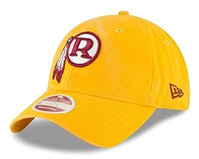 """Washington Redskins New Era NFL 9Twenty Historic """"Classic Wash"""" Adjustable Hat by New Era"""