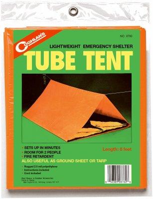 Coghlans 8760 8-Ft. Tube Tent