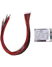 Kolaty 16S 60V 35A Li-Ion Lithium 18650 Battery BMS PCB Board with UPS Energy Inverter