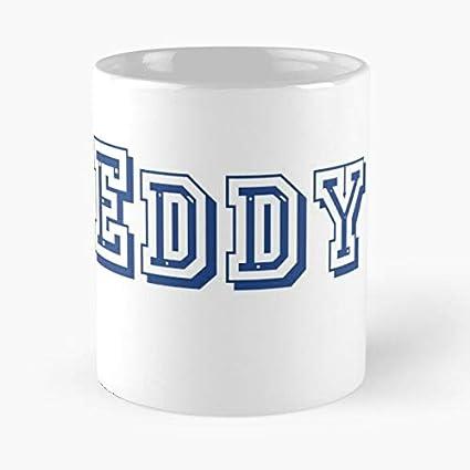 compare River Eddys Fast Cafe Eddies Eddy The Fishs Grill Best Mug Tiene 11oz de Mano Hechas de cerámica de mármol Blanco