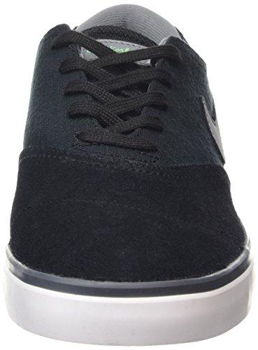 Nike  Eric Koston 2 Lr - Zapatillas para hombre Black/Cool Grey/Poison Green