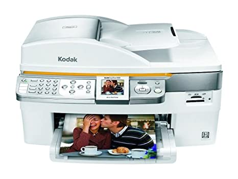 Amazon.com: Kodak EasyShare 5500 All-in-One Printer ...