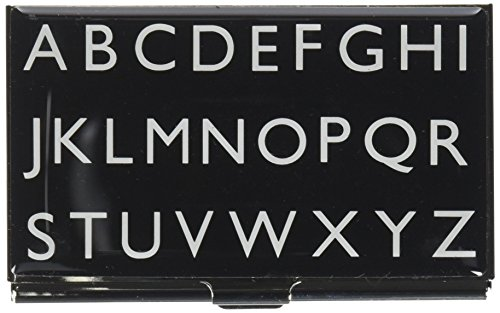 ACME Studios Alphabet Business Card Case by Rod Dyer (CRD01BC)