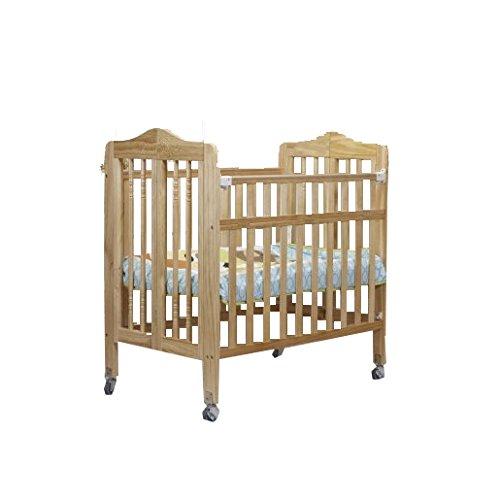 Orbelle Natalie Portable Crib, Natural (Folding Natural Crib)