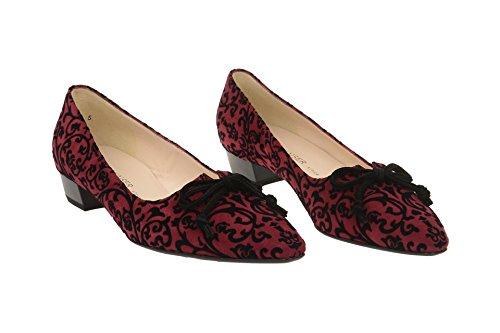 Peter Kaiser 22407/384 - Zapatos de vestir de Piel para mujer Rojo - rojo