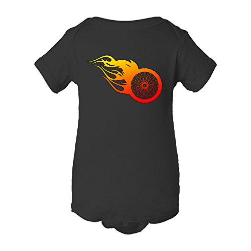 flamed-wheel-baby-bodysuit-or-toddler-tshirt-new-born-to-6-months-black