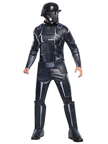 Rogue One: A Star WarsStory Men's Deluxe Death Trooper Costume, Multi, Standard ()