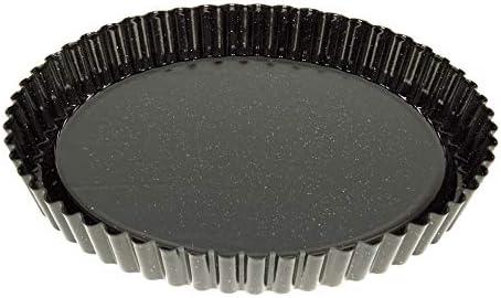 Teglia da forno diametro 24 cm Riess Classic colore: Nero