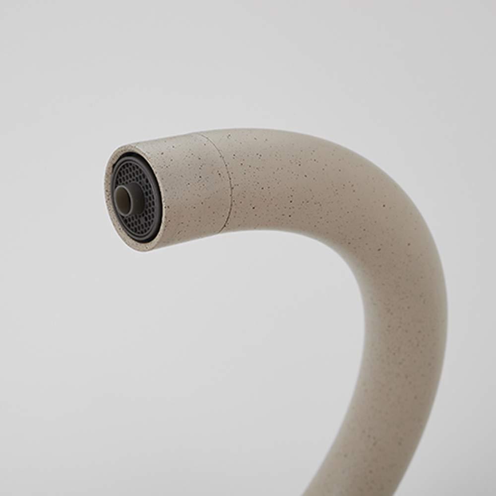 FWZZQ Grifo de cocina de 3 v/ías orientable 360/°, 2 palancas, para sistema de /ósmosis, agua potable de lat/ón