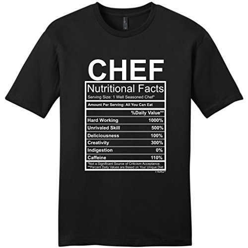 Nutritional Facts Gifts Funny T Shirt