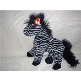 TY Classic Plush - SERENGETI the Zebra