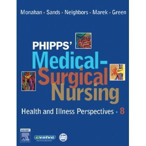 Download Phipps' Medical-Surgical Nursing 8th (Eighth) Edition byMonahan ebook