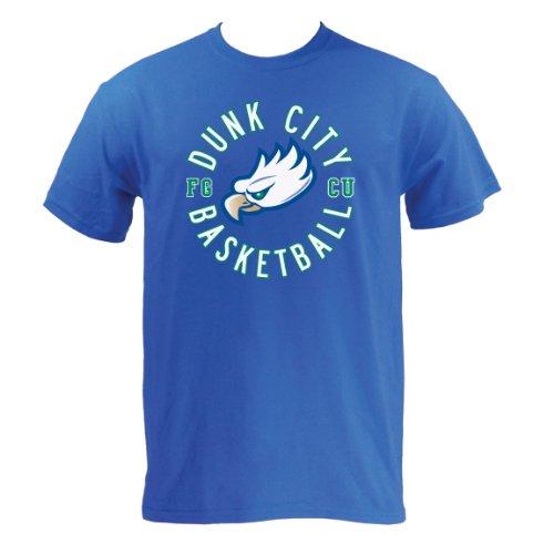UGP Campus Apparel FGCU Dunk City Circle Mens T Shirt