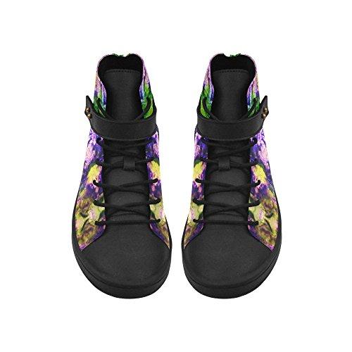 Pattern Goa Pattern Goa Round Artsadd Boost Womens Shoes Toe Sneaker Artsadd qIHwC