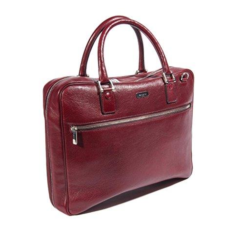 Canali hombre marrón bolsa bolso