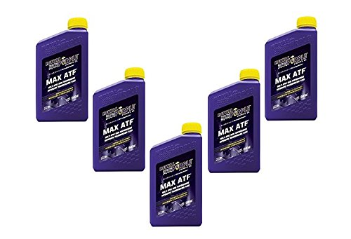 Royal Purple Max Automatic Transmission Fluid 01320, Pack of 5