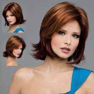 Envy Wigs : Taylor (Dark Brown) by Envy Wigs -