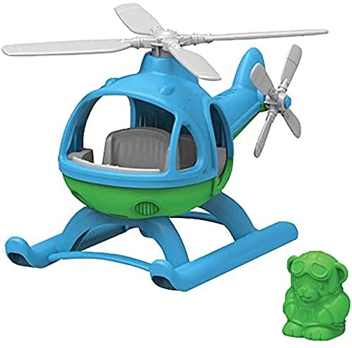 Remote control airsoft helicopter