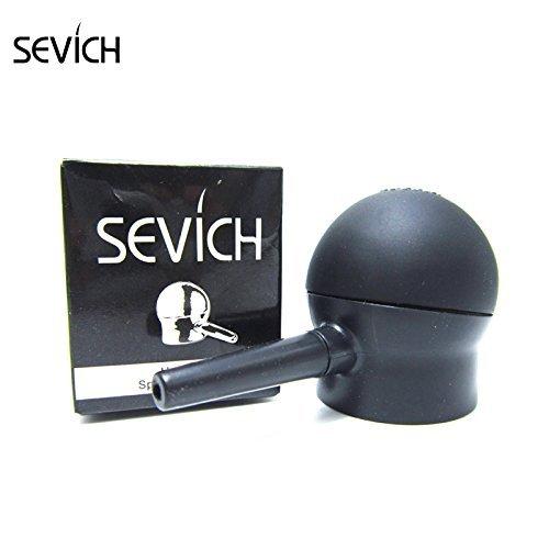 Bomba rociadora para la aplicación de fibra capilar de queratina, de Sevich: Amazon.es: Belleza