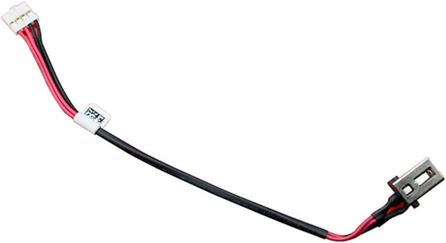 Replacement Compatible for Toshiba Satellite L55-C C55-C S55-C L50-B L55-B L50D-B L55T-B S50-B S50D-B S50T-B S55T-B Series Laptop DC Power Jack Cable DD0BLQAD000 DD0BLIAD000 DD0BLNAD000 by YDLan