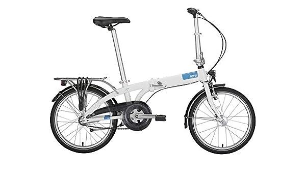 tern Testrad: Link - Bicicleta urbana - blanco 2014: Amazon.es ...