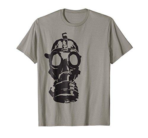 Gas Mask T-Shirt ()